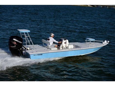 Sport Fishing Boat For Sale In Florida by 2017 Bluewater Sport Fishing 201 Pro Flats Boat Powerboat