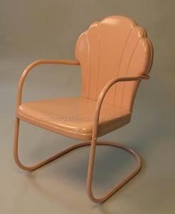 Vintage metal furniture vintage porch furniture for Vintage metal furniture