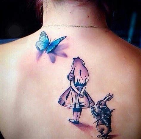 Ideas de tatuajes inspirados en Alicia en el País de las