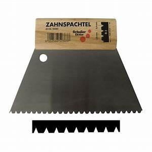 spatule pour parquet 6 et 10mm n3 With spatule colle parquet