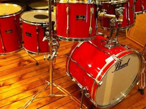 pearl export series  pc drum set late   upgrades