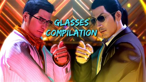 yakuza  disco  glasses compilation hard youtube