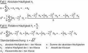 Median Berechnen Statistik : formelsammlung zur beschreibenden statistik mathe brinkmann ~ Themetempest.com Abrechnung