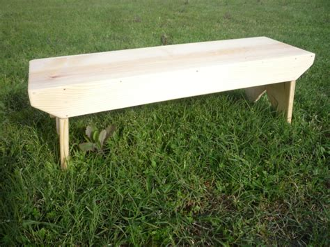 Bench Designs Simple by How To Build A Simple Bench Plans Diy How To Make Six03qkh