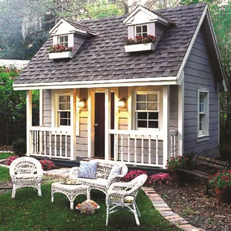 Backyard Cottage Playhouse - americandrelayhouse the american comes in all