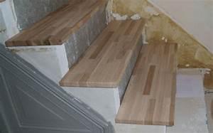 Renover Un Escalier En Bois : r novation d escalier sur mesure le blog du bois ~ Premium-room.com Idées de Décoration