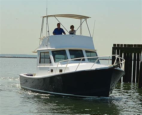 35 Ft Motor Boats For Sale by Used Boats For Sale Ct Sport Fishing Yachts Trawlers