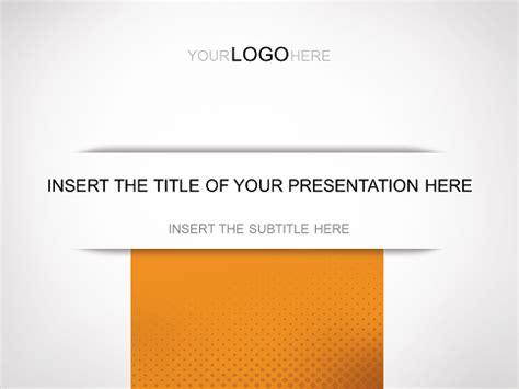 corporate  template  powerpoint  impress