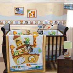 Noahs Ark Crib Bedding by Set De Cunas On Pottery Barn Nursery