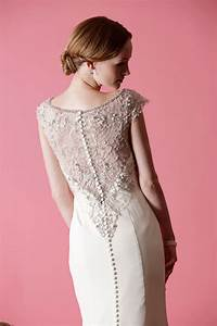 White smile lace back wedding dresses part 3 for Wedding dresses lace back