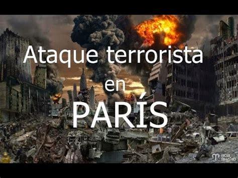 ATAQUE TERRORISTA EN FRANCIA PARÍS, NOTICIAS DE ULTIMA ...