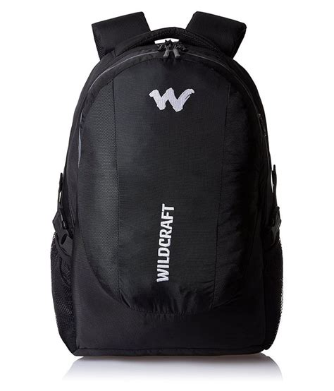 Wildcraft Black Laptop Bags - Buy Wildcraft Black Laptop ...