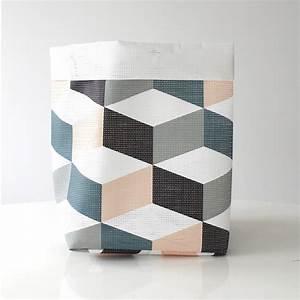 Panier Cube De Rangement : panier de rangement cubes varpunen pour chambre enfant les enfants du design ~ Teatrodelosmanantiales.com Idées de Décoration