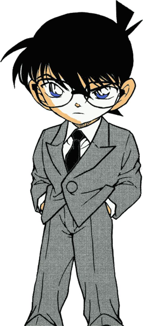 Detektif Conan dan Magic Kaito: Profil Karakter Detective