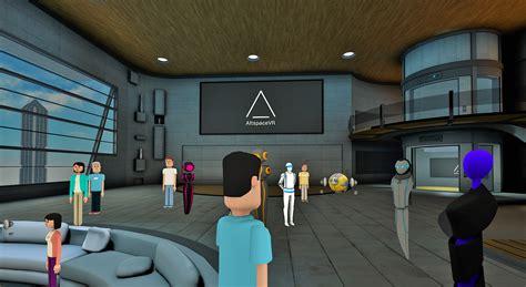altspacevr zeros   social virtual reality hypergrid