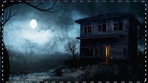 horrorhuis midden  een bos youtube
