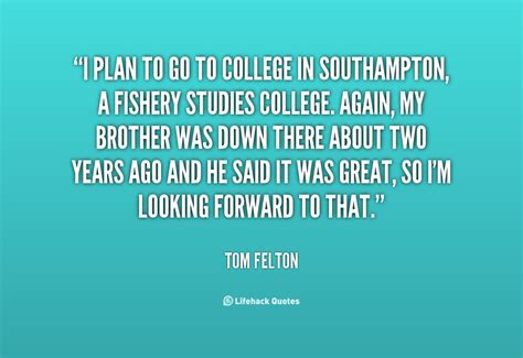 Quotes About Brothers Going To College