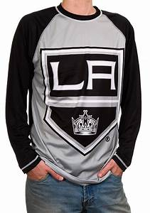 Rash Guard Size Chart Men 39 S Nhl Los Angeles Kings Long Sleeve Rash Guard T Shirt