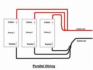 Paralleling Bms Protected Li-ion Packs