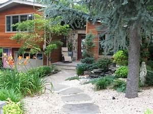 Gravier Pour Jardin : gravier blanc pour le jardin astuces et id es d co ~ Premium-room.com Idées de Décoration