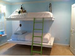 Diy Hanging Loft Bed Hanging Bunk Beds Do It Yourself Home Projects Bed Any Type Would Do View In Gallery Rope Beds Give The Room A Bed Hanging From Chains Suspended In Style 40 Rooms That Showcase Hanging Bunk Beds Gallery