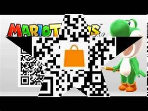 nintendo 3ds scan code eshop code dont know - YouTube