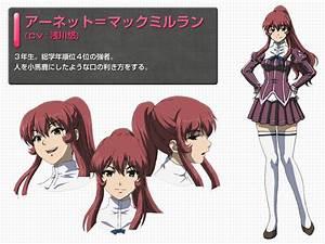 Freezing Anime Characters - Hot Girls Wallpaper