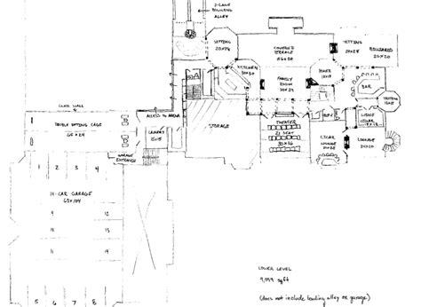 mega mansion floor plans floor plans homes of the rich
