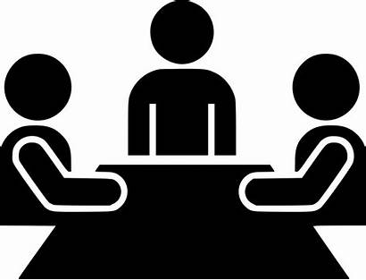 Meeting Icon Svg Onlinewebfonts