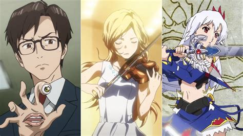 Best Anime Fall 2017 Kotaku The Five New Anime Of Q4 2014 You Should Be