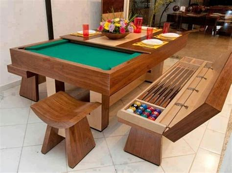 space for pool table pool table dinner table diy ideas pinterest all in