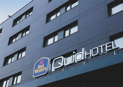 best western hotel trento h n h announces the closure of the best western quid