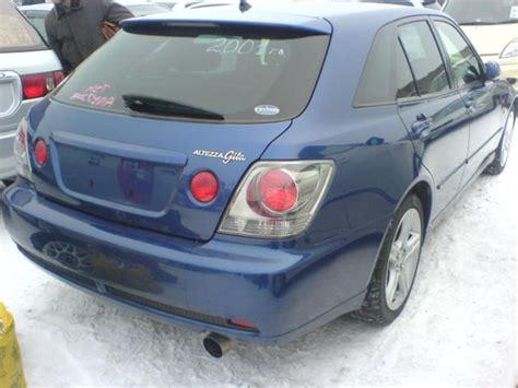2001 toyota altezza wagon pictures