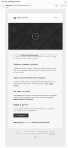 Squarespace - Free Trial - Email Onboarding Sequence - 7 ...