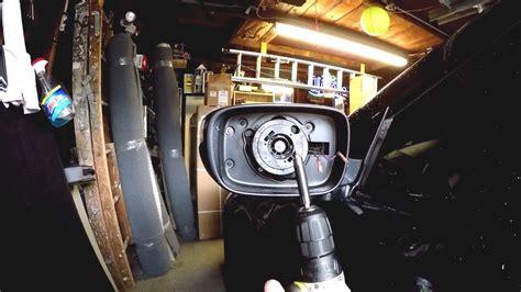 acura tlhonda   side mirror actuator  blinker