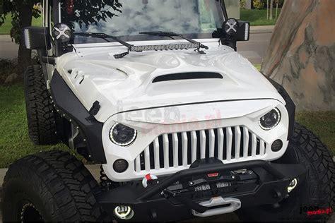 fury hood replacement hood  jeep wrangler