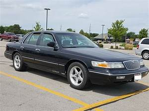 Shifty Panther  1996 Mercury Grand Marquis With Manual Swap