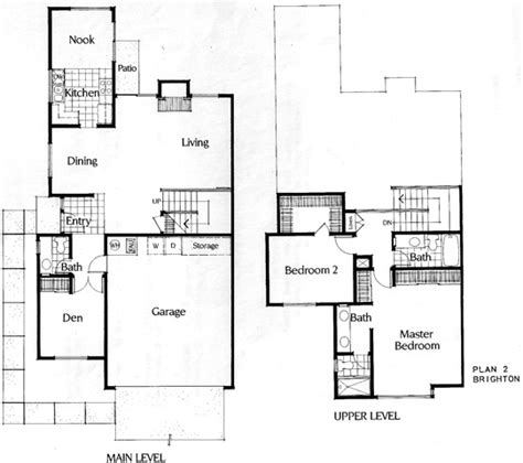 brighton homes floor plans deer park san carlos san diego home for sale