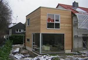 Holzanbau Am Haus : holzanbau energetische sanierung eines reihenhauses bauen pinterest holzanbau ~ Markanthonyermac.com Haus und Dekorationen