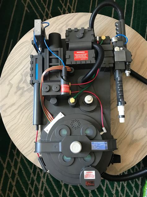 Ghostbusters Proton Pack by 69 99 Ghostbusters Proton Pack Announced More