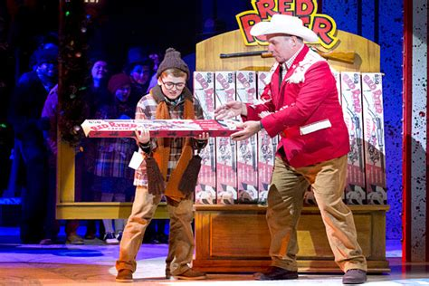 A Christmas Story, The Musical -- Walnut Street Theatre