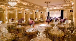 hotel wedding venues the plaza hotel wedding venue