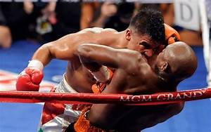 Floyd Mayweather Jr v Victor Ortiz: in pictures - Telegraph