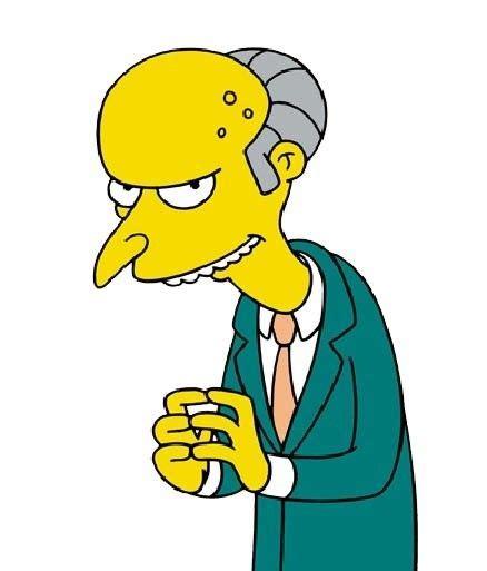 Mr. Burns -