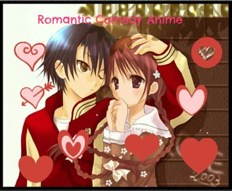 Anime Romance Funny 10 Best Romantic Comedy Anime Series