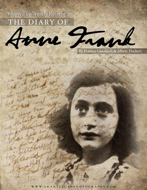 The Diary tickets for the diary of frank in san mateo from showclix