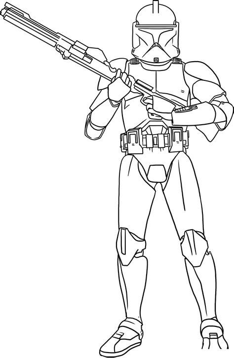 disegni di da stare gratis sclonetropper disegni da colorare di wars disegni