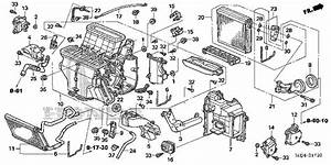 2006 Honda Odyssey  Ran The Climate Diagnostic  Error Code