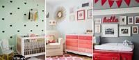 unique nursery ideas Unique Nursery Decorating Ideas - Baby Room Designs