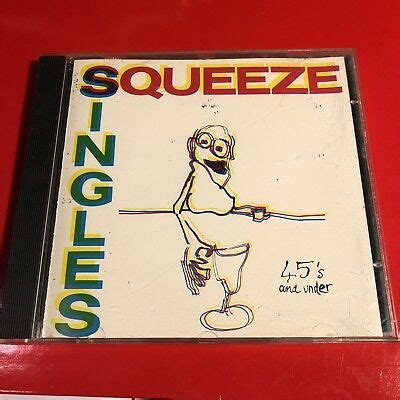 Your name as you would like it displayed. SQUEEZE SINGLES 45's And Under A&M 1982 Black Coffee In Bed Cool For Cats | eBay